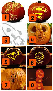 Easy Pumpkin Carving Patterns Beauteous 48 FREE Pumpkin Carving Patterns From The Dating Divas