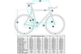 6ku Milan 1 Fixed Bike