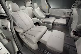 pictures of minivan with swivel seats