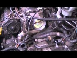 2006 cadilac dts water pump part 1