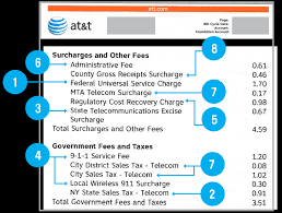 phone bill example sneaky charges hiding on your cell phone bill money small business