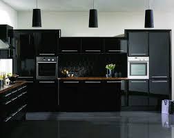 Stylish Black Kitchen Cabinets Toronto