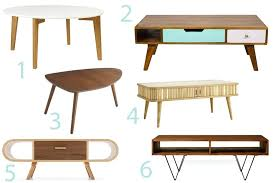 table 6 coffee tables 1 john lewis calia table with nest of 2