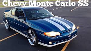 2002 Chevy Monte Carlo SS On 22