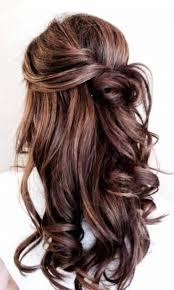 Haarstijlen Hairstyles In 2019 Lang Haar Bruiloft Bruiloft Gast
