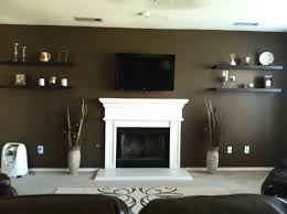 Decorating Large Wall Wall Decorations For Living Room Ideas