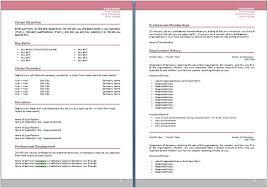 Resume Format For Australia Resume Samples Australia And Cover
