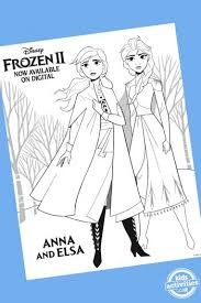 Subscribe to the channel ! 7 Free Disney Frozen Coloring Pages You Can Print Kids Activities Blog