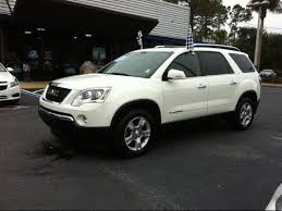 gmc acadia 2008. Brilliant 2008 2008 GMC Acadia SLT2 At Autoline Preowned For Sale Used Test Drive Review  Jacksonville To Gmc