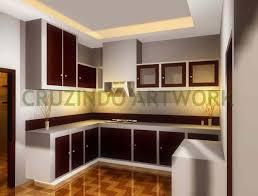 dekorasi interior sederhana untuk dekorasi desain dapur rumah