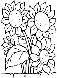 Coloriage Fleur 7 Imprimer Et Colorier Chez Toi