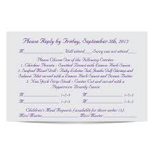 Response Cards For Weddings Invitations Exquisite Wedding Response Cards Ideas Salondegas Com