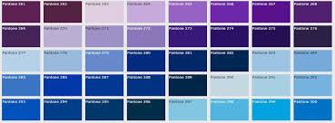 Pantone Color Blue Chart Pantone Color Chart Live Chat Media
