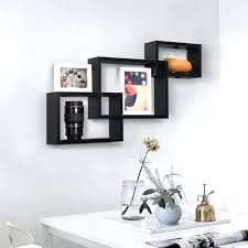 corner shelf unit 3 pieces floating wall corner shelf unit wall mounted shelving bookcase storage display