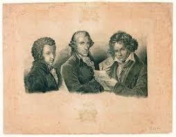 Бетховен Один против судьбы Р Шайн Моцарт Гайдн Бетховен