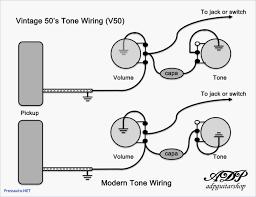 Les paul 50s wiring diagram