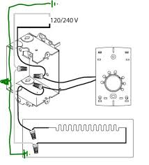 what is the proper way to run the ground wire to a ct410b non graphic