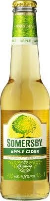 Marts 2008 lancerede carlsberg somersby apple, en alkoholisk cider og året efter vandt kampagnen advertising effecticeness award. Buy Somersby Apple Cider