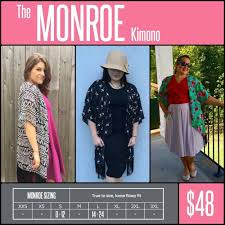 Lularoe Monroe Size Chart Sunglasses 0 On In 2019 Lularoe Monroe Lularoe Sizing