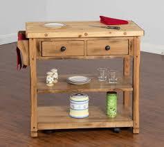 kitchen islands sedona rustic oak wood butcher block kitchen island cart islands hand