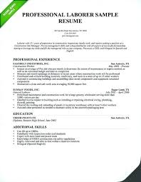 Resumes For Maintenance Workers Essays And Recommendations