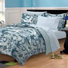 camouflage bedding grey