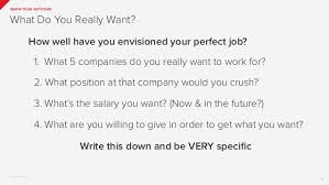 Get Any Job You Want