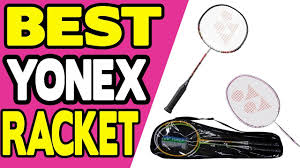 Yonex Racquet Chart 2013 5 Best Yonex Badminton Racket 2019 Edition Expert Ratings