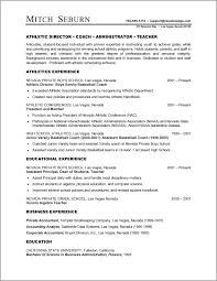 formatting resume