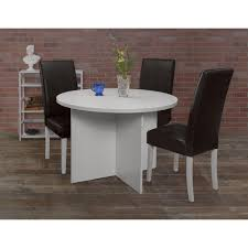 mod white wood grain 42 in round table