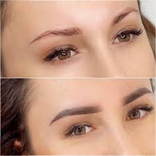 how to correct permanent makeup arch