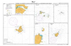 Local Notice To Mariners Chart Corrections Campell Island Motu Ihupuku Bounty Islands And The