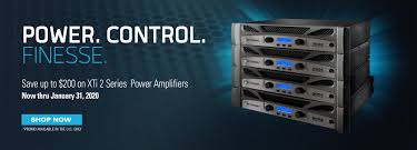 Speaker Design Book Pdf Crown Audio Professional Power Amplifiers