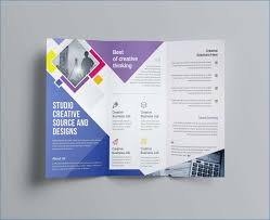 Free Tri Fold Brochure Templates Microsoft Word Delectable Tri Fold Brochure Microsoft Word Template Word Flyer Vorlage