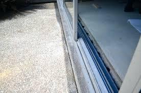 ada door threshold compliant sliding door threshold designs ada sliding glass door threshold