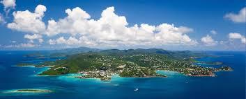 aerial shot of st john in us virgin islands news shae designs jewelry