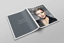 Magazine Template Psd 62 Best Magazine Cover Templates And Mockups 2018 Psd