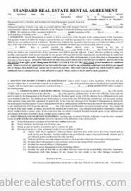 Printable Escrow Agreement Template 2015 | Sample Forms 2015 ...