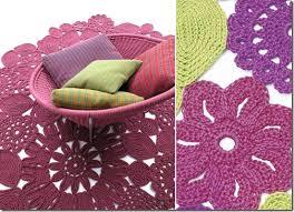 crochet area rugs