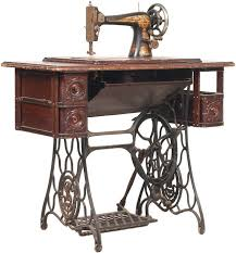 Singer Sewing Machine Table 1950s