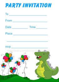 free dinosaur party invitations printable dinosaur birthday invitations