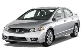 2010 Honda Civic Reviews And Rating Motor Trend 2010 Honda Civic Si Sedan Price