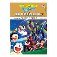 Doraemon Tranh Truyện Màu - Đấng Toàn Năng Nobita Tập 1 (Tái Bản 2019) |  Tiki Trading