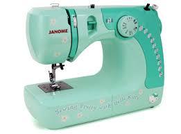 Janome Hello Kitty Sewing Machine 11706