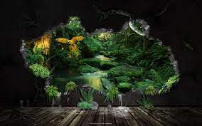 Jungle Abstract Wallpapers - Top Free ...