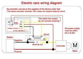 riorand dc volt ampere meter 2 in 1 digital 0 100v 5a car amp gauge digital volt amp meter wiring diagram lightbox moreview · lightbox moreview