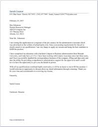 Job Application Cover Letter 2013 How To Write Letter Of Application For A Job Cover Letter For Job