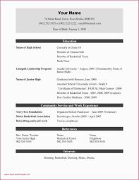Resume Format Downloadable 17 Free Simple Resume Format Download Leterformat