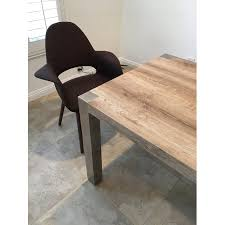 designer wood furniture. Designer Wood Furniture. 2xhome - Modern Top Dining Table With Metal Legs Strong Furniture E