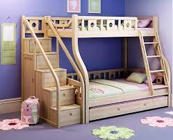 diy toddler loft bed with slide